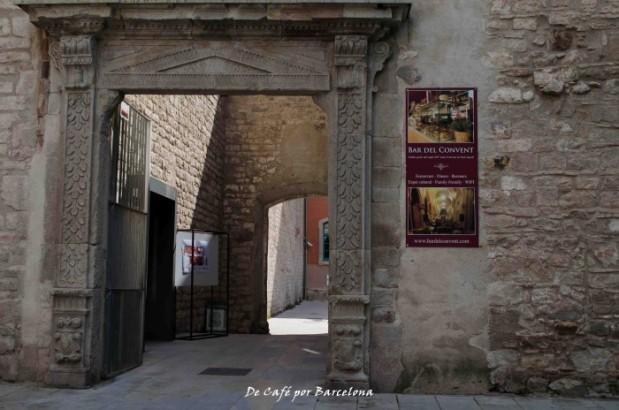 Bar del Convent21