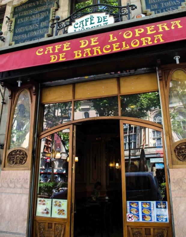 Cafè de la Opera
