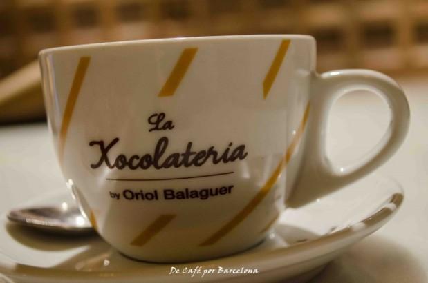 Xocolateria Oriol Balaguer