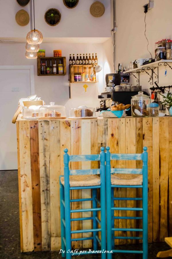 Finlandia de caf por barcelona - Calle borrell barcelona ...